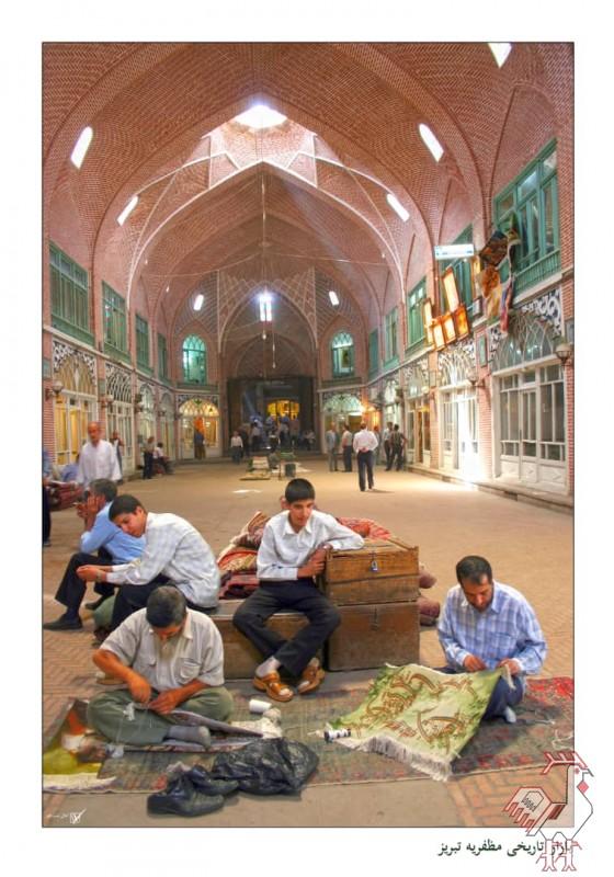 تصویر شماره تبریز شهر جهانی فرش دستبافت